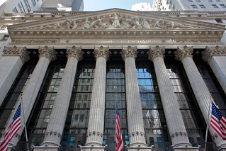 New York Stock Exchange | by futureshape