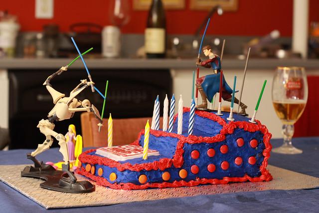 Le gâteau #1 IV