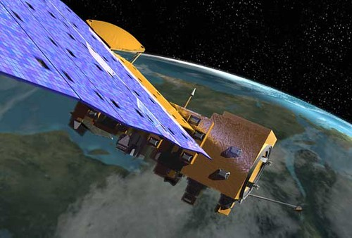 NASA's Aqua Satellite Celebrates 10th Annivesary