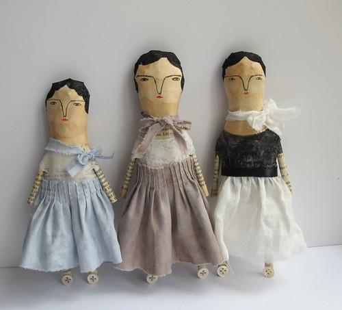paper dolls | by cathy cullis