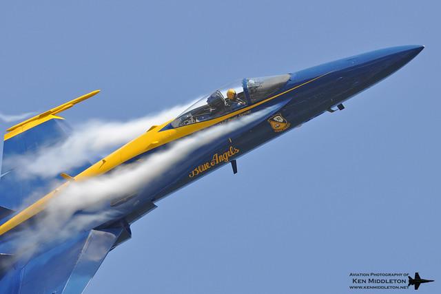Blue Angel Vapor