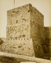 Tower of David (Jerusalem): Exterior