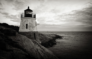 Castle Hill Lighthouse in Newport, Rhode Island | by ` Toshio '