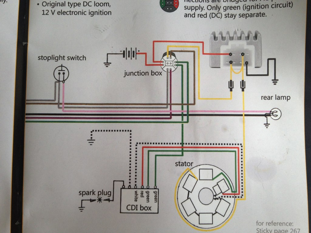 lambretta wiring diagram with 12v upgrade | skywalker5446 | flickr  flickr