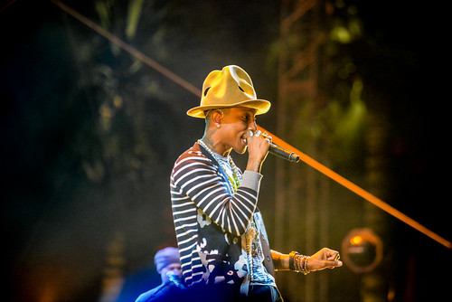 Coachella Day 2 [2ndWeek]- Pharrell Williams | by www.WeAreHum.org