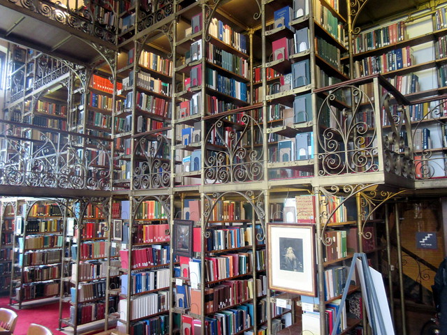 Stacks in Andrew Dickson White Library