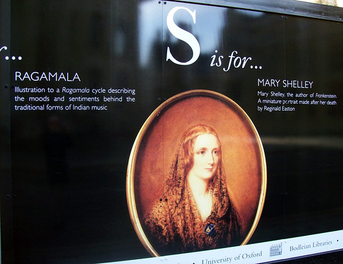 MARY SHELLEY AT THE BODLEIAN LIBRARY | by summonedbyfells
