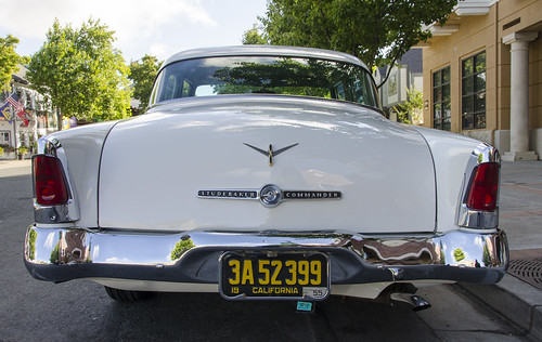 old car classiccar day cloudy restore studebaker 1955commander