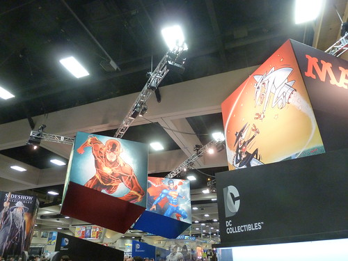 DC Booth: Looking Up