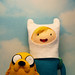 Jake and Finn by Michal Wright-Ward