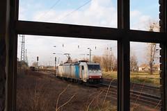H Railpool 185 636-8 Károlyháza    02-01-2014