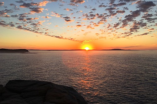 morning sky color clouds sunrise cliffs ottercliffs mountdesertisland acadianationalpark frenchmanbay