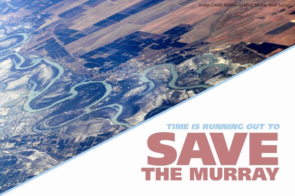 Save the Murray Postcard 2