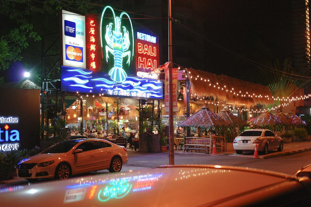 Bali Hai Seafood Restaurant Penang At Gurney Drive Shot Wi Flickr
