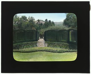 """Piranhurst,"" Henry Ernest Bothin house, 371 Cold Spring Road, Montecito, California. (LOC) 