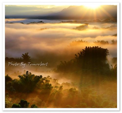 "d3s morning sunrise mountain mist clouds bestcapturesaoi platinumheartaward ""flickr award gallery"" gettyimagestaiwan12q3 elitegalleryaoi mygearandme national geographic urliao taiwan tainan landscape nikond3s nikkor 2870mm scenery"