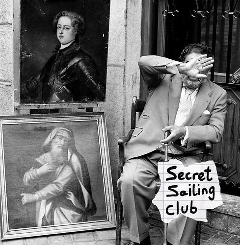SECRET SAILING CLUB