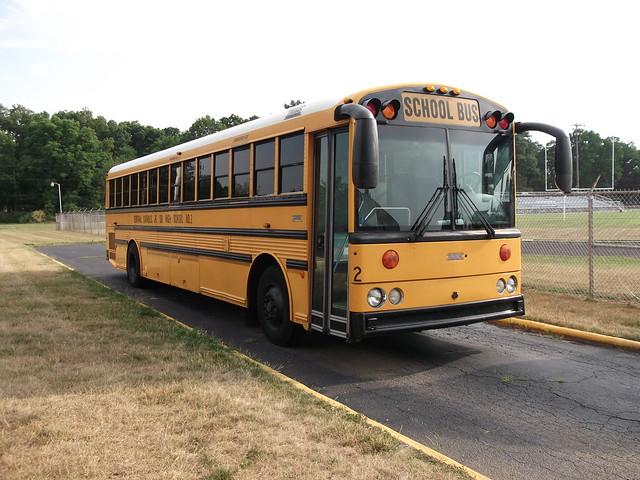 Thomas Built Saf-T Liner school bus
