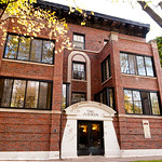Naming homes is usually reserved for English countryside estates. And also The Judson, an idyllic Evanston apartment building.
