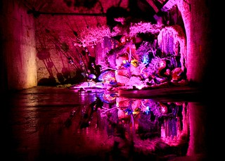 The Majesty, Old Vic Tunnels - Pink | by Mr Moss
