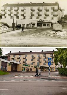 Gothenburg, Härlanda, 1943 / 2012