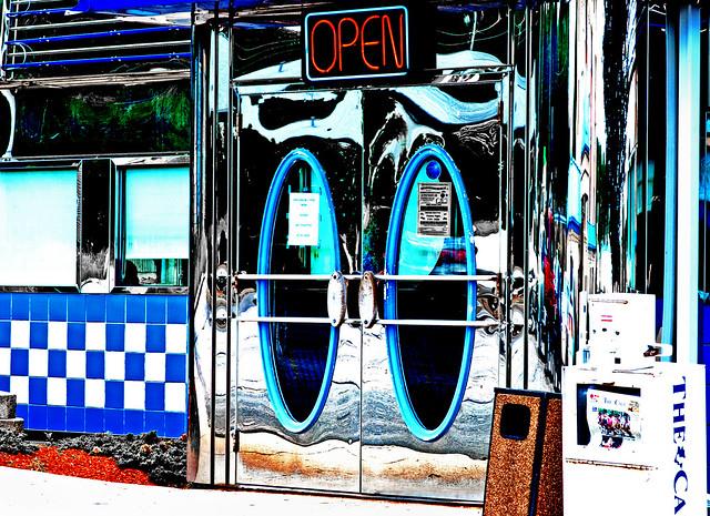Diner-Entrance