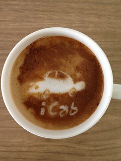 Today's latte, iCab. | by yukop