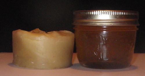 wax vs honey   by Shawn Caza