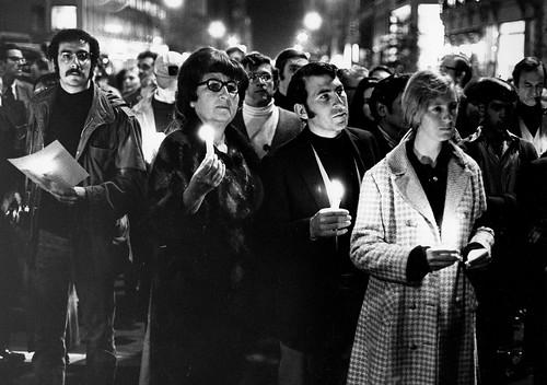 Anti Viet Nam Rally NYC 1969