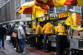 Halal Guys on 53rd and 6th | by Dan Nguyen @ New York City