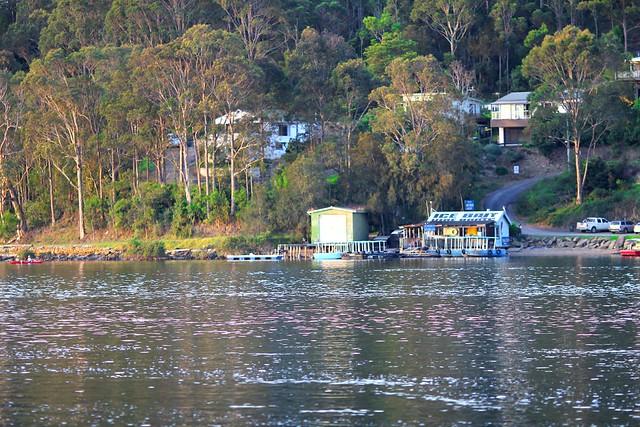 Batemans Bay - Boathouses
