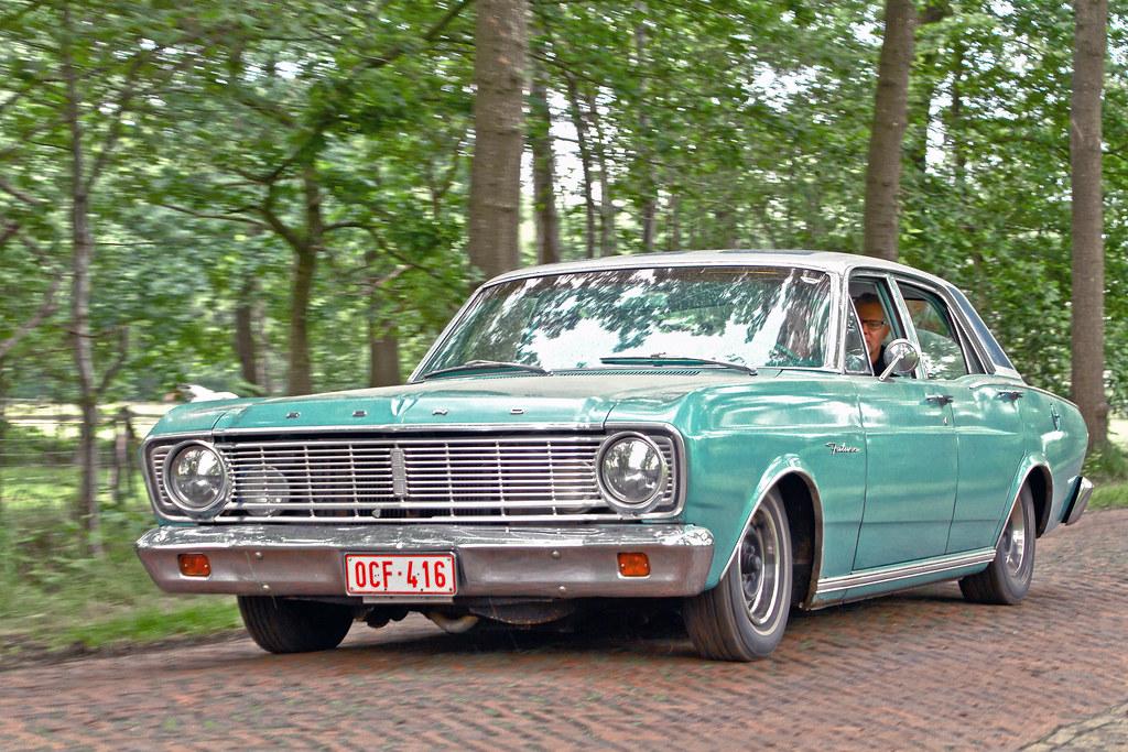 Ford Falcon Futura Sedan 1966 (4449) | Manufacturer: Ford Mo