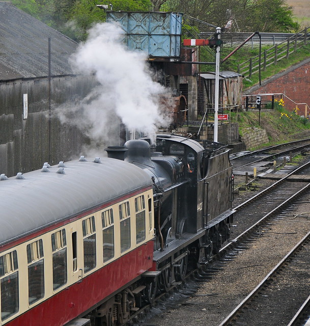 Nene Valley Railway Wansford Cambridgeshire 3rd April 2012