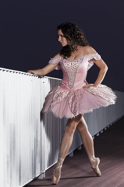 Lea McGowan City Ballerina
