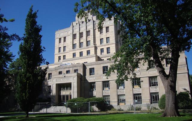 Old Ada County Courthouse (Boise, Idaho)