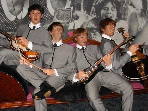 The Beatles: Madame Tussaud's, New York | by shankar s.