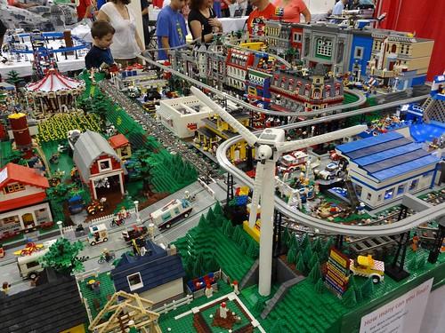 BrickFair Virginia 2012