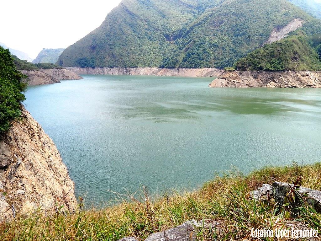 Represa de Chivor, Boyacá  Colombia  2014 |   | Catalina