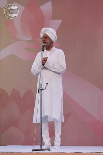 Chairman, CPAB, Gobind Singh expresses his views