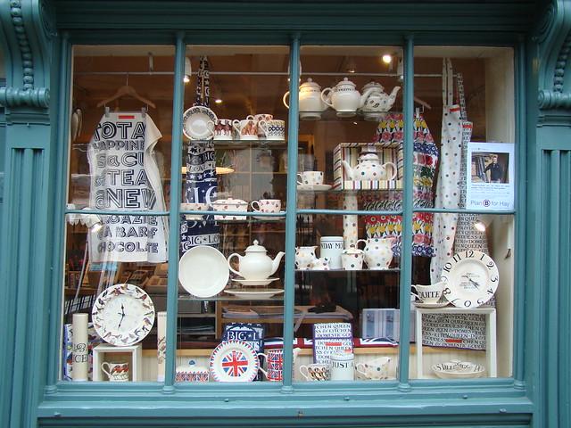 Shop in Hay on Wye