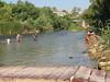 Řeka Awali, foto: Milena Šumanová