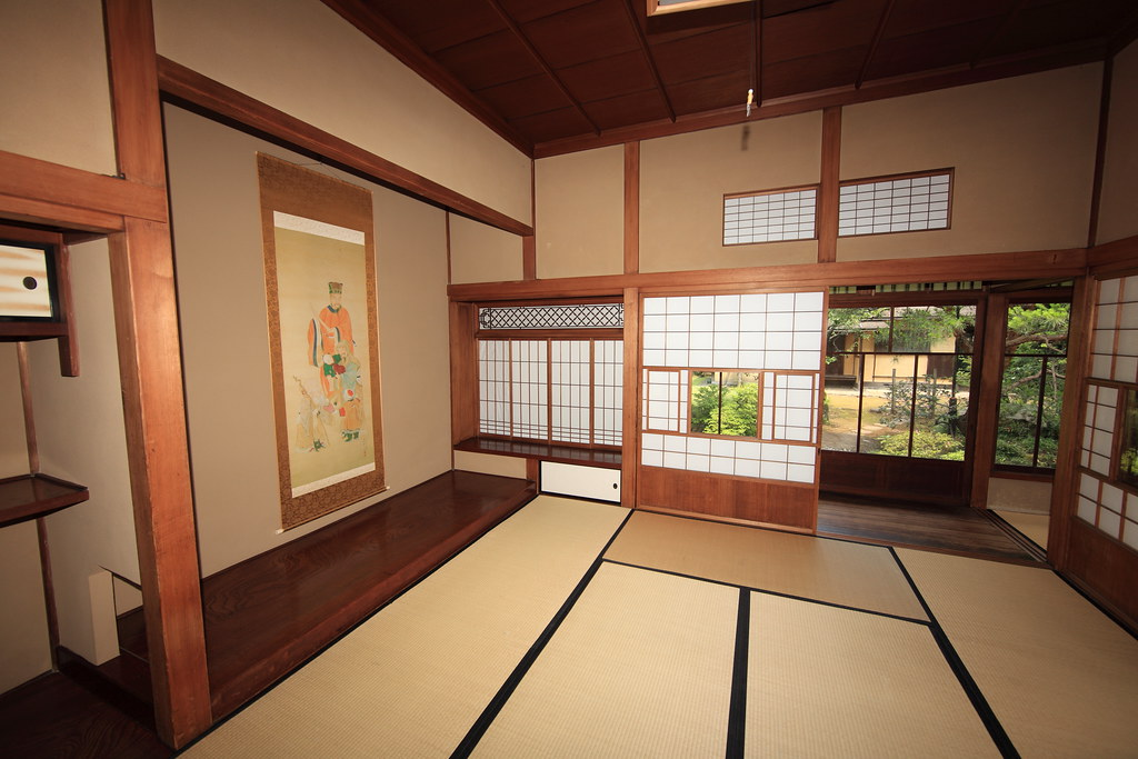 Japanese traditional style house interior design / 和風建築(わふ…   Flickr