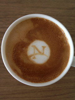 Today's latte, Netscape. | by yukop
