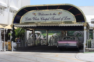 Little White Chapel / Pink Cadilac   by ninniane