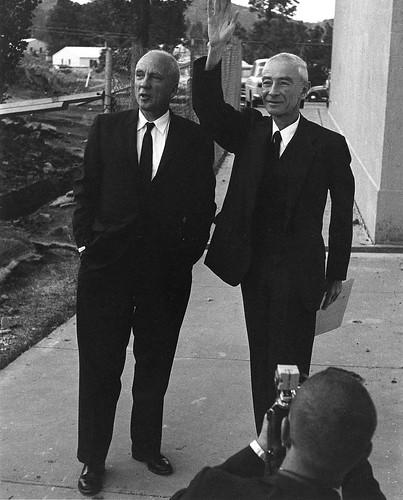 Bradbury and Oppenheimer LAHS