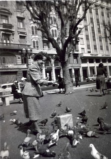 Corrientes, Argentina, 1952. A french inhabitanr