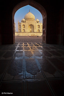 Taj Mahal revisited | by Phil Marion