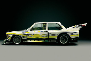 BMW-320i-Group-5-Race-Version-by-Roy-Lichtenstein-1977
