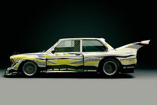 BMW-320i-Group-5-Race-Version-by-Roy-Lichtenstein-1977