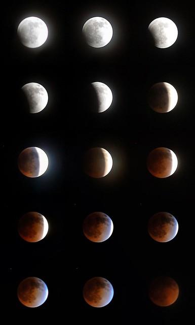 Total Lunar Eclipse of April 14/15, 2014